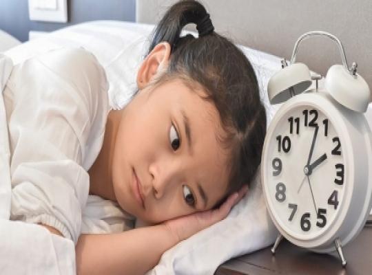 چرا کودکم نمیخوابد؟