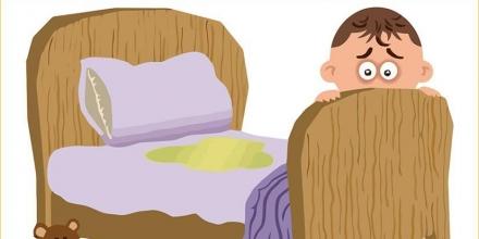 علت و درمان شب ادراری در کودکان